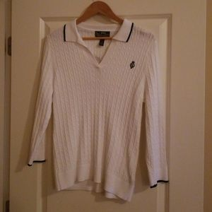 RL Tennis Sweater